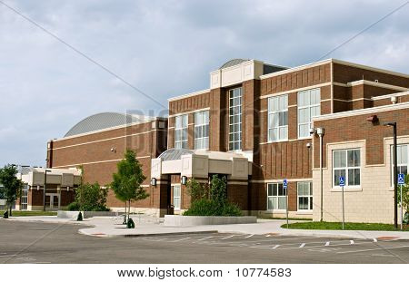 Edificio de la escuela