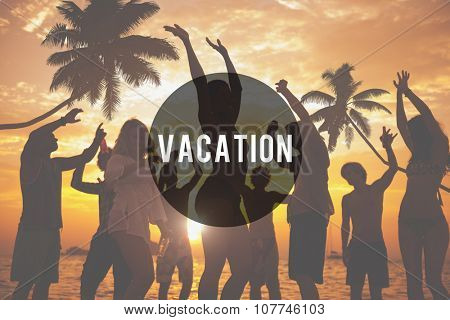 Vacation Weekend Relax Travel Holiday Concept