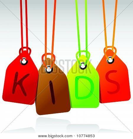 Kids Tags