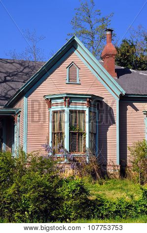 Bay Window Victorian Style