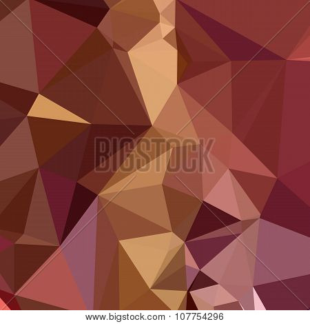Heather Purple Abstract Low Polygon Background