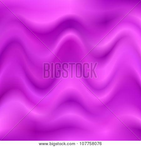 Abstract magenta waves