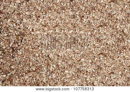 Wood Sawdust Texture.
