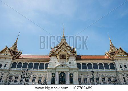 Majestic Chitralada Palace