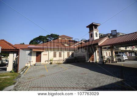 Kampung Paloh Mosque in Ipoh, Malaysia