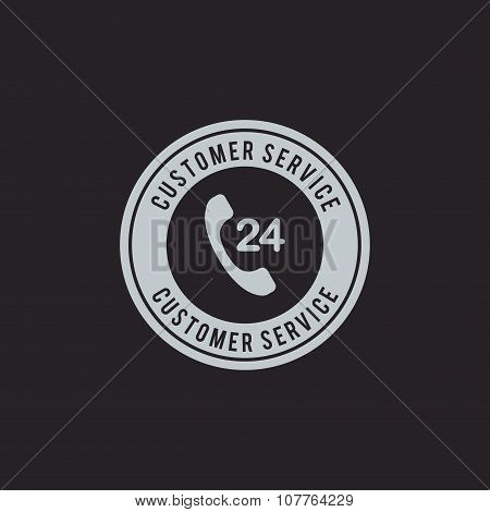 Delivery Service Label