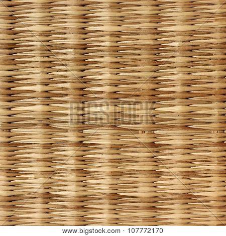 Wood Basket Texture