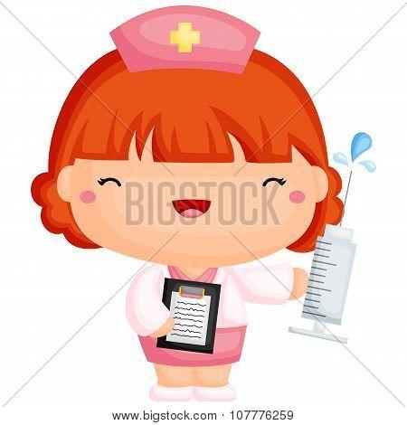 Cute Nurse