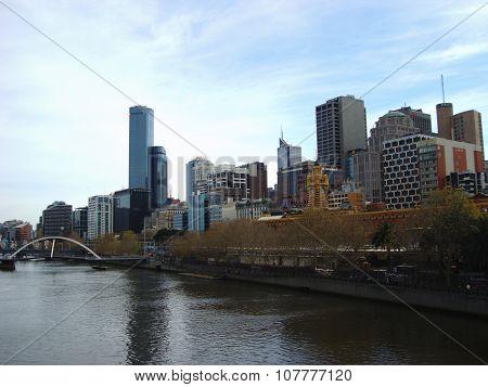 Melbourne Skyline, Cityscape