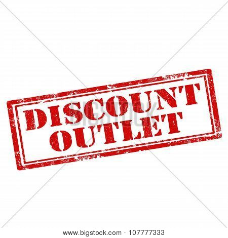 Discount Outlet-stamp