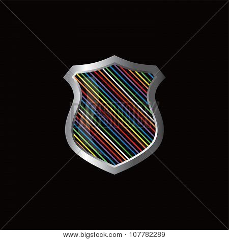 Rainbow Theme Protector Shield