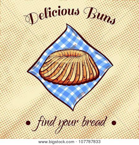 Bread On A Napkin 20