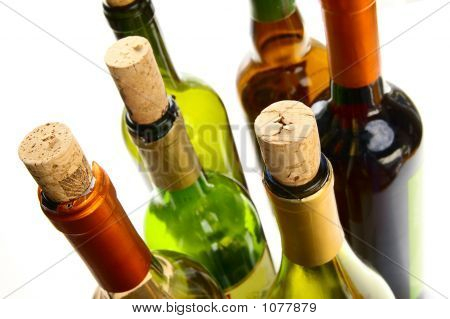 Bottles From The Top