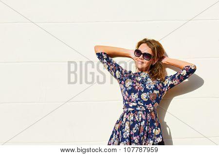 fashion dress woman
