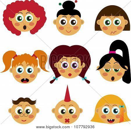 Emoticon kids