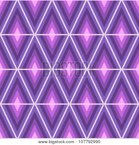 Colorful rhombes