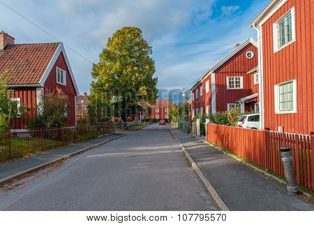 Autumn in Norrkoping, Sweden