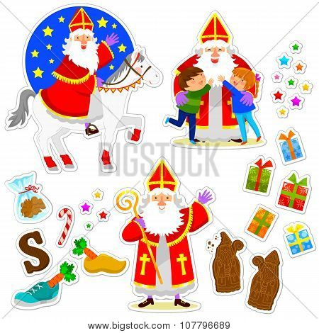 Sinterklaas collection
