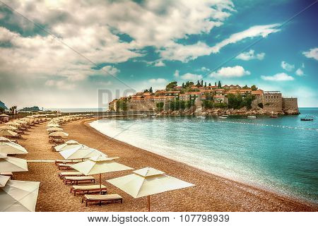 Sveti Stefan Hotel Island And Beach
