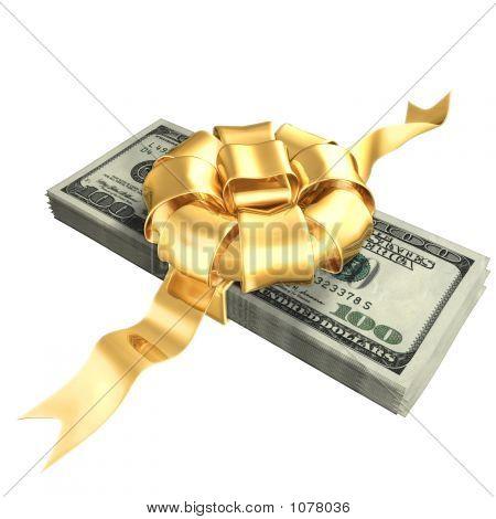 03 Presente em dinheiro