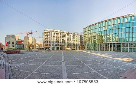 Square Pariser Platz, Stuttgart