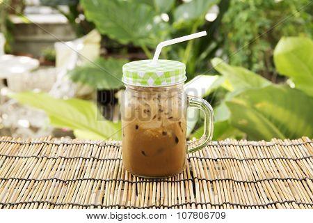 Ice Coffee Thai Style