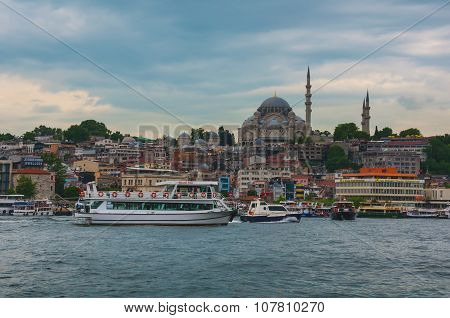 Old part of Istanbul