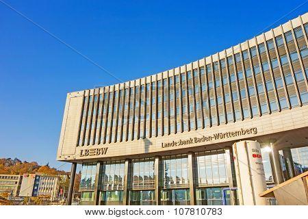 Regional State Bank Of Baden-wurttemberg, Stuttgart