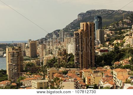 View On Monte Carlo In Monaco