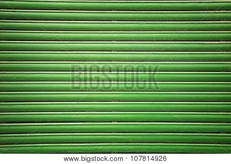 Stone white pavement with horizontal stripes as a background, to