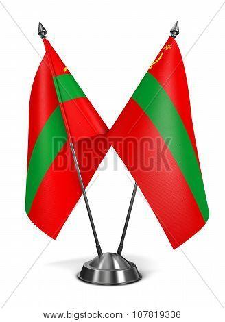 Transnistria - Miniature Flags.