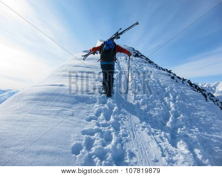 Walking To The Top