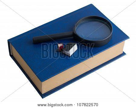 Super small books