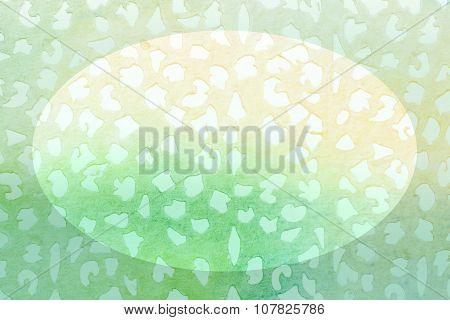 Label - Etiquette On Artistic Background