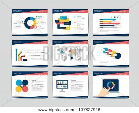 Presentation Business Templates.
