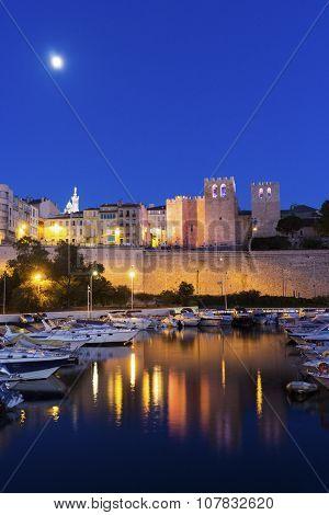 Abbaye Saint-victor De Marseille, France