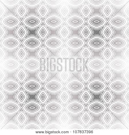 Seamless pattern white gray shiny