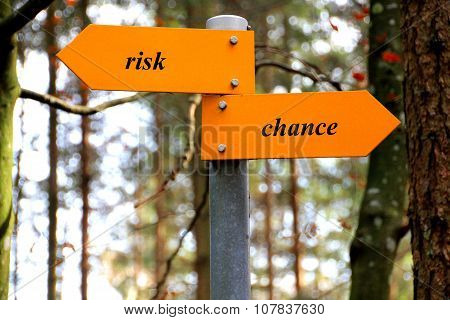 risk and chance