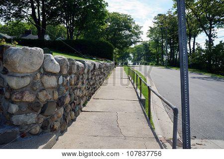 Harbor Springs Sidewalk