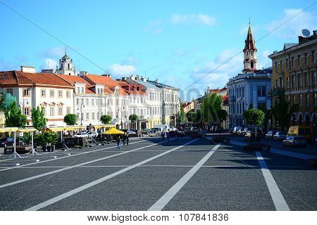 Vilnius City - Capital Of Lithuania - Life