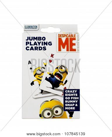 Despicable Me Cards