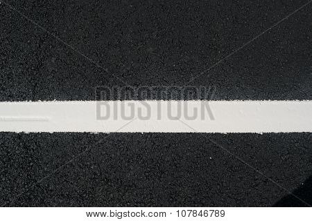Asphalt from a carpark