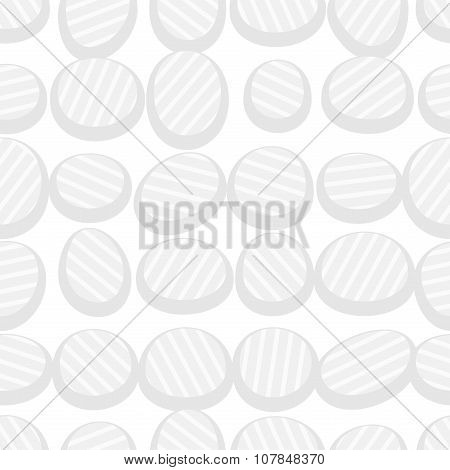 Abstract chips pattern