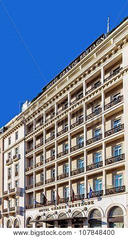 The Hotel Grande Bretagne