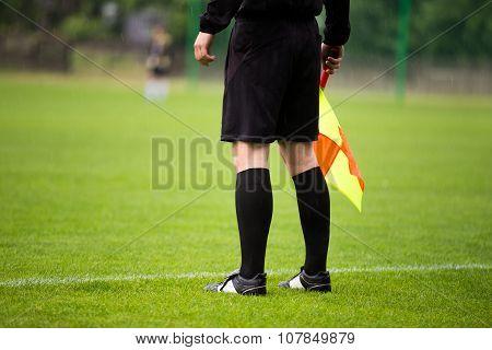 Soccer Raferee