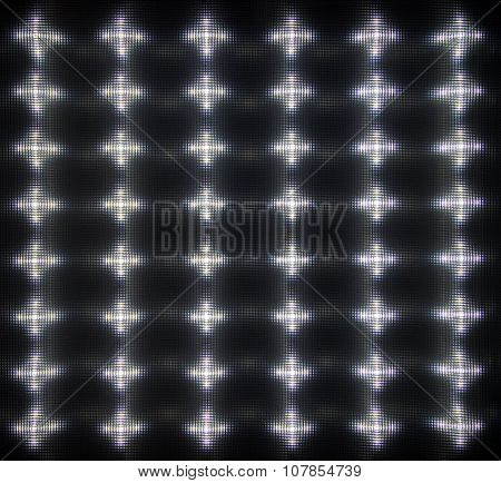 White Led Matrix
