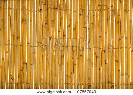 Straw mat texture background