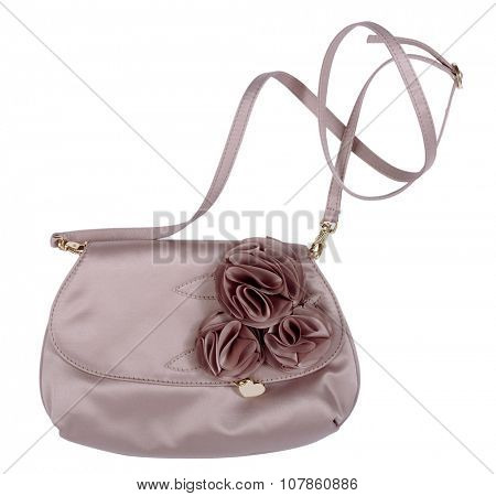 fashion bag isolated on white