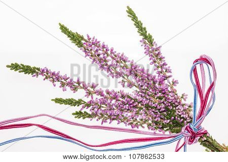 common heather bouquet