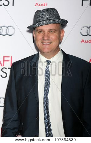LOS ANGELES - NOV 10:  Mike O'Malley at the AFI Fest 2015 Presented by Audi -